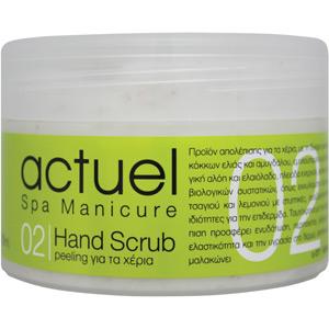 02 ACTUEL SPA HAND SCRUB 280ml