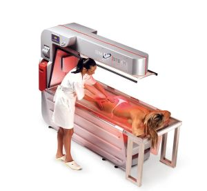 slim up trattamento anticellulite - body treatment with machinery