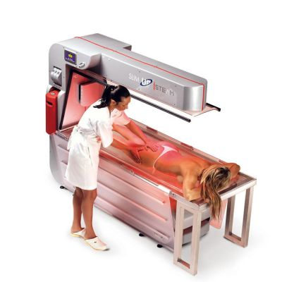 Body treatment with machinery