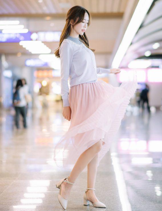紗裙怎麼穿才會好看?穿搭的小訣竅報給妳知! | BU UP -Beauty Upgrade-