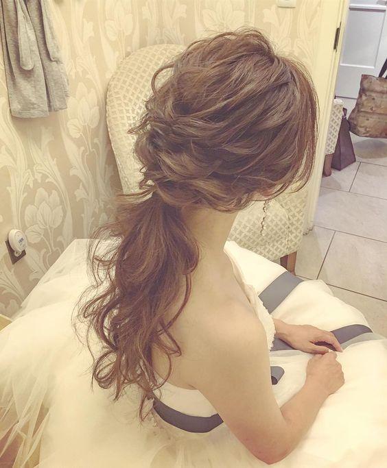 新娘髮型35款介紹!在「結婚典禮」成為全世界最美麗的新娘♡ | 美力升級 Beauty Upgrade