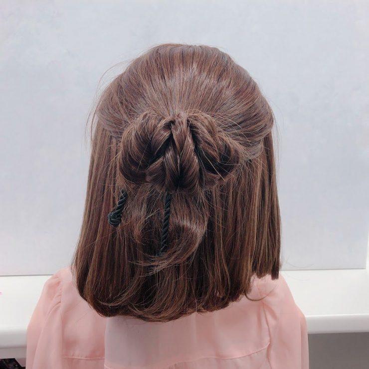 短髮編髮特集~介紹短髮也能簡單編出夢幻公主頭的方法 | 美力升級 Beauty Upgrade