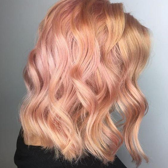 溫暖甜美又可愛的『玫瑰金髮色』可愛得太犯規! | BU UP -Beauty Upgrade-