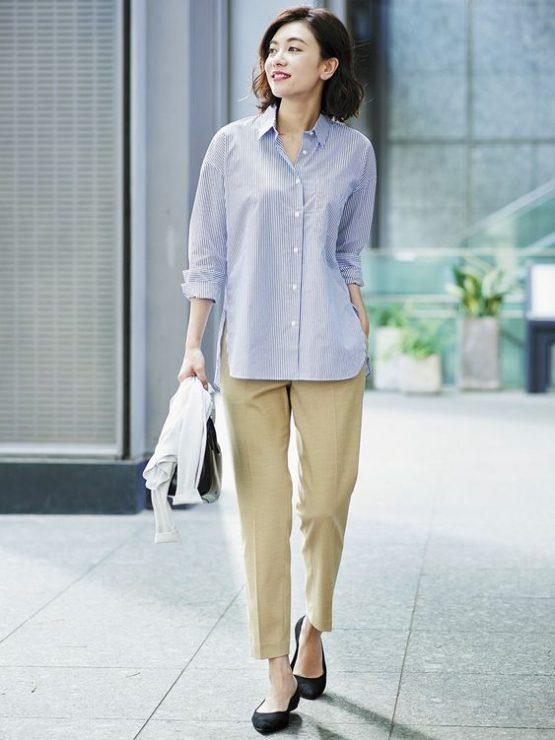 一件錐形褲就能完成 美麗 又 休閒 的風格!學會好身材穿搭 | 美力升級 Beauty Upgrade
