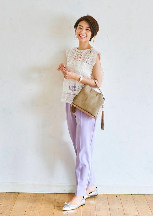 一件錐形褲就能完成 美麗 又 休閒 的風格!學會好身材穿搭 | BU UP -Beauty Upgrade-