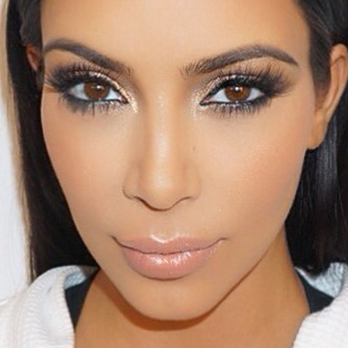 Kim Kardashian Make-Up