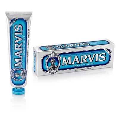 Marvis Tandpasta Aquatic Mint 85ml