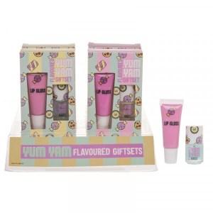 Yum Yam giftset lip gloss & nagellak