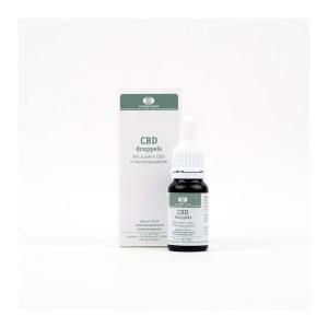 CBD Olie druppels 380 mg