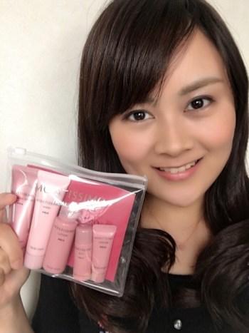 ポーラ保湿化粧品モイスティシモ1