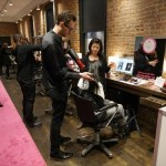 パナソニックがニューヨークファッションウィークにて「Panasonic Beauty Bar」を展開