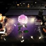 "SHISEIDO THE GINZAに、""空中映像""による世界初※1の期間限定アートディスプレー『Mirage Rose』登場"