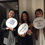美しい人は始めている・・・モデル、タレントが通う大阪で話題の美容鍼サロンlediaが表参道に9月11日グランドOPEN