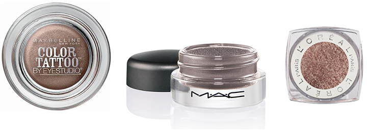 Maybelline-Color-Tattoo-MAC-Pro-Longwear-Paint-Pot-L'Oréal-Paris-La-Couleur-Infallible