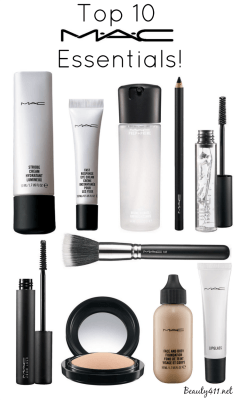 The MAC Essentials Collection; how many of these classics are in your rotation?