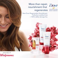 Save on Dove Regenerative Nourishment Hair Products at Walgreens!