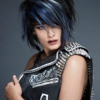 Trend Alert: Midnight Edge Haircolor!