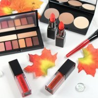 Fall Makeup Look with Smashbox!