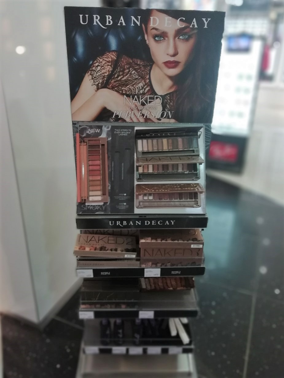Urban Decay Make-Up Stand