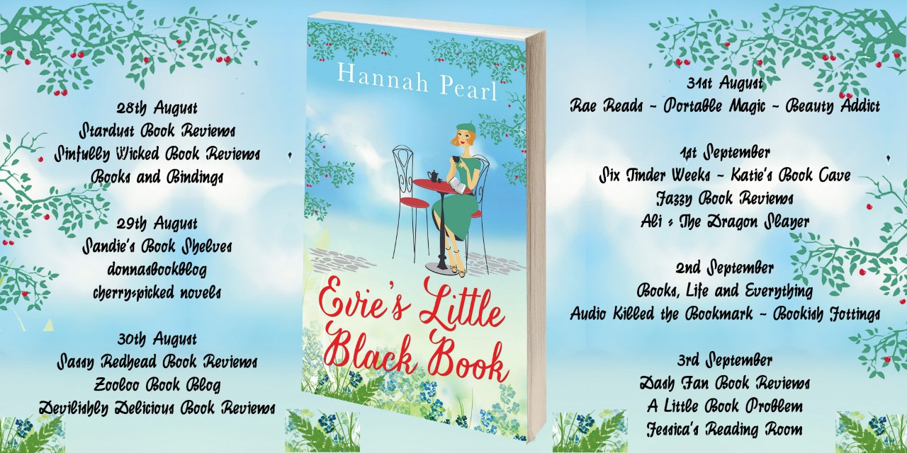 Little B lack Book Blog Tour Banner
