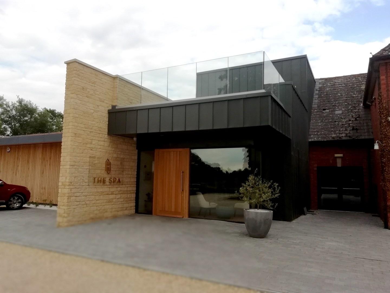Spa at Hatherley Manor Hotel