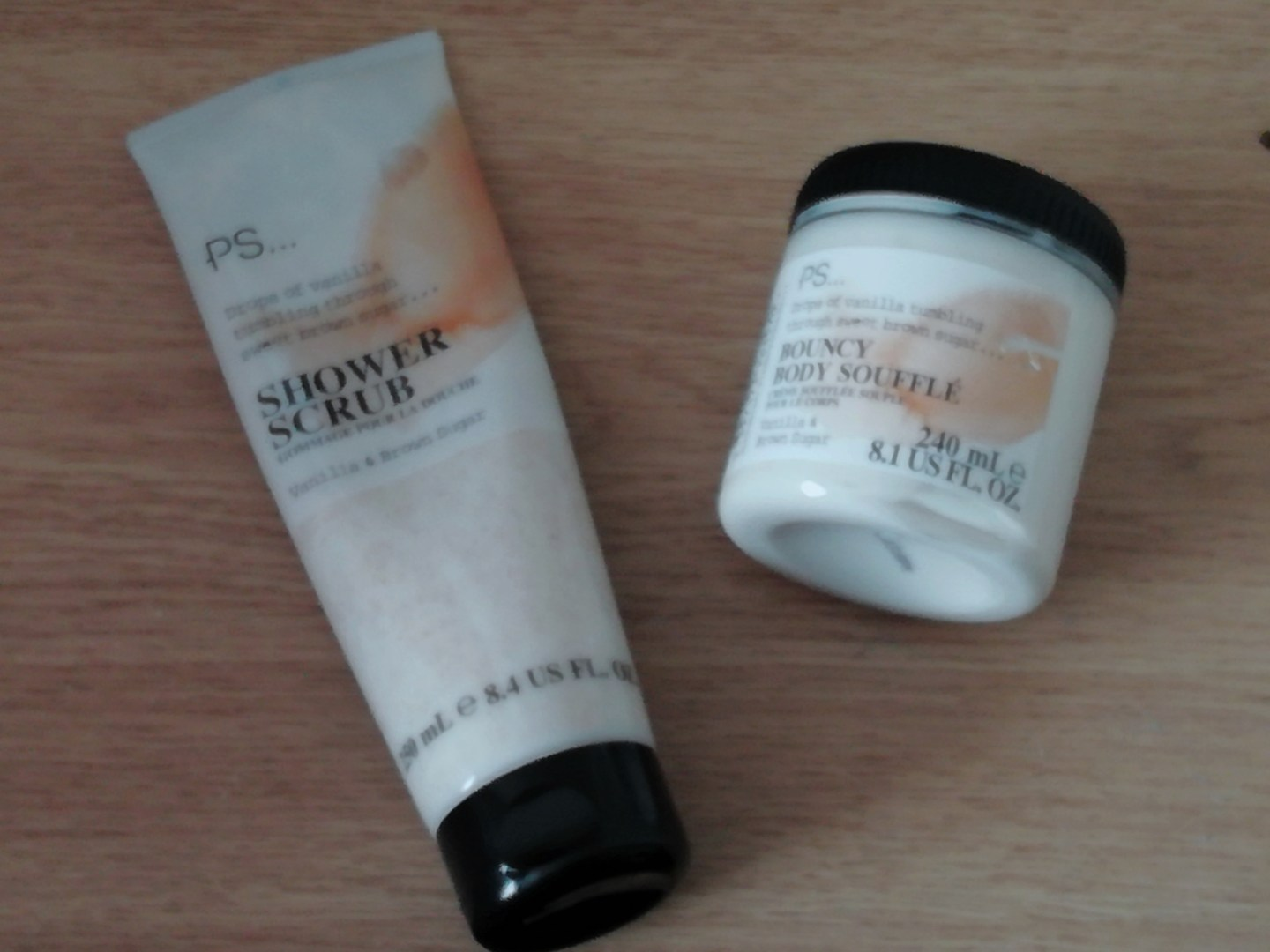 Primark Shower Scrub