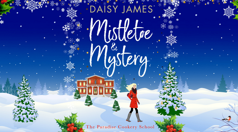 Mistletoe & Mystery Cover