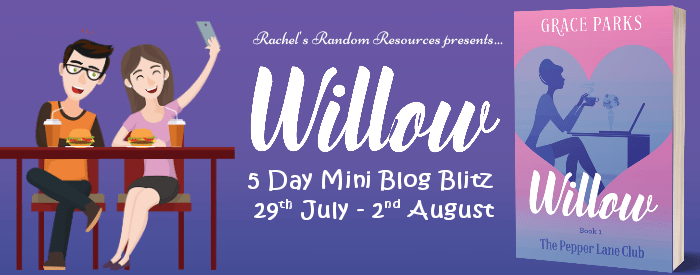 Willow by Grace Parks Banner