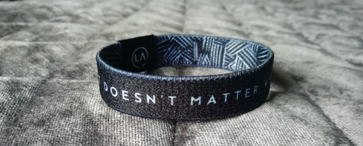 It Doesn't Matter What They Think Refocus Band