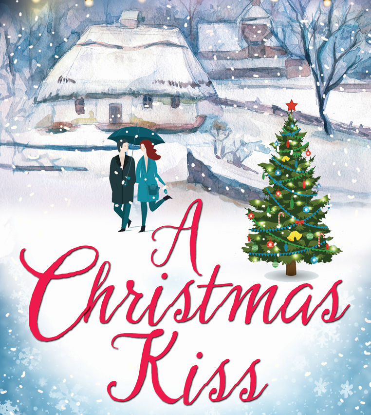 A Christmas Kiss Book Cover