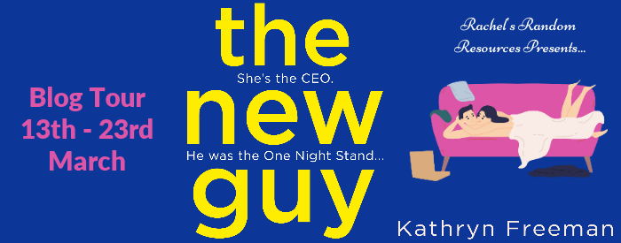 The New Guy Blog Tour