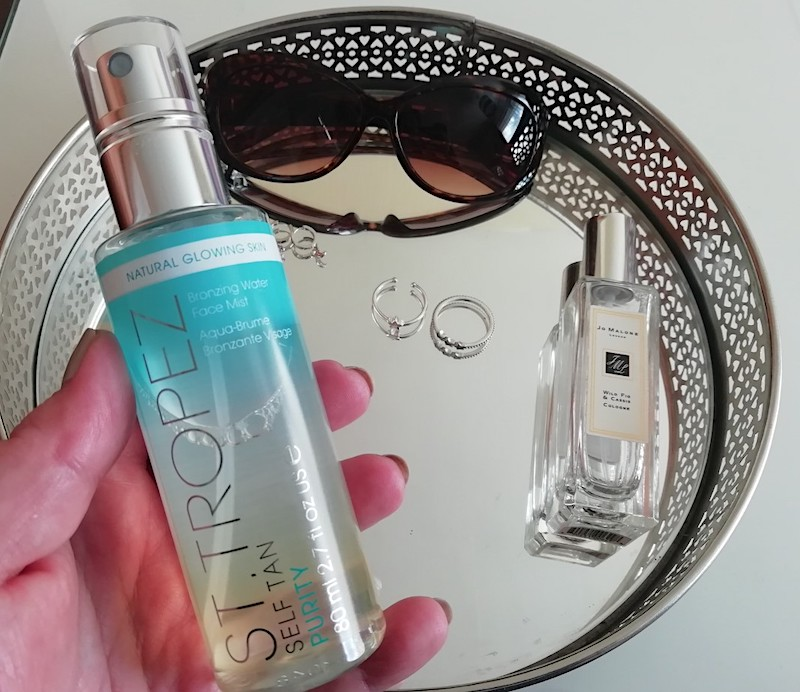 St Tropez Purity Face Mist