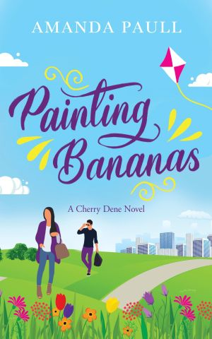 Painting Bananas Book Cover