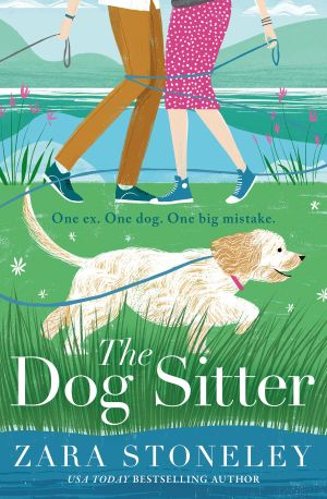 The Dog sitter Book Cover