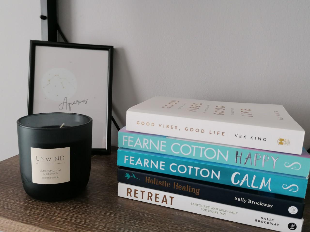 self-care books