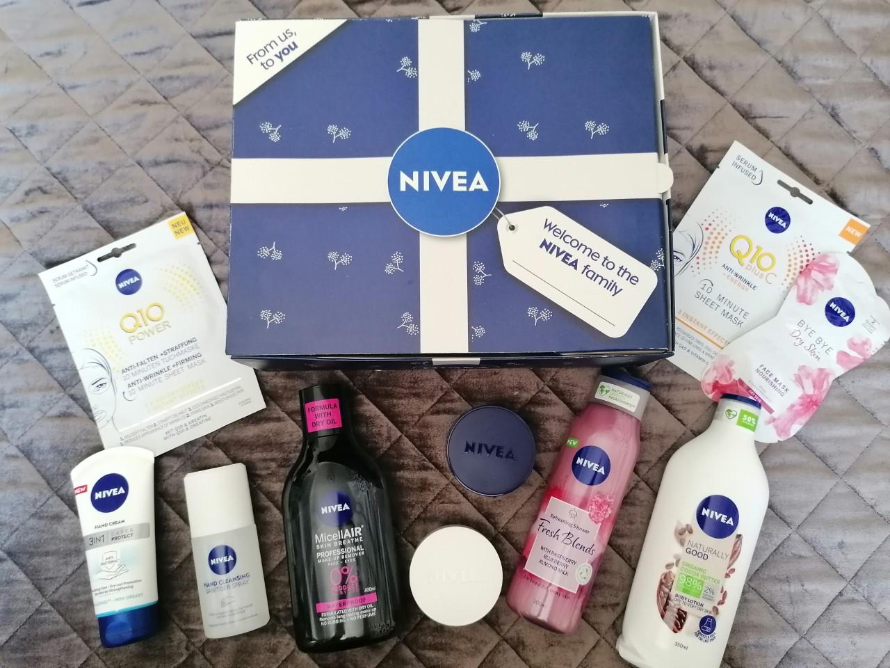 My Nivea Family Goodie Box