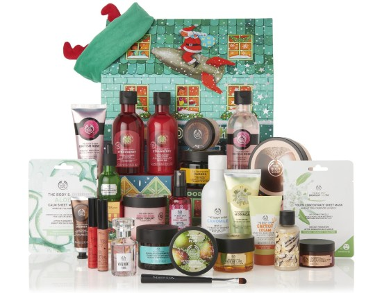 The Body Shop Ultimate Advent Calendar 2019