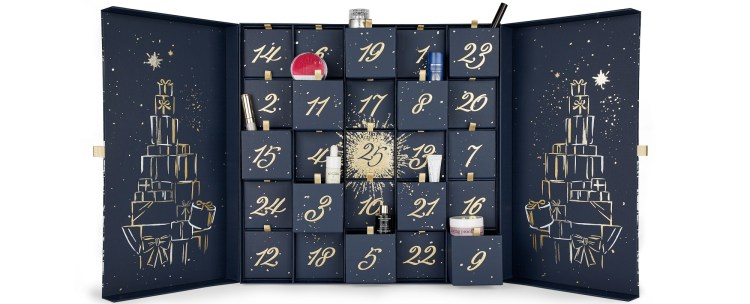 Harrods beauty advent calendar 2019