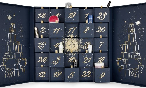 Harrods beauty advent calendar 2019