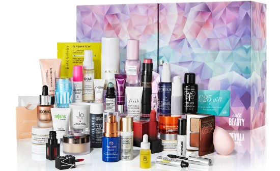 Top 12 Multi-Brand Beauty Calendars 2019