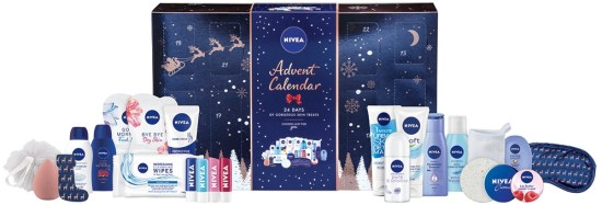 SALE! NIVEA ADVENT CALENDAR NOW HALF PRICE!