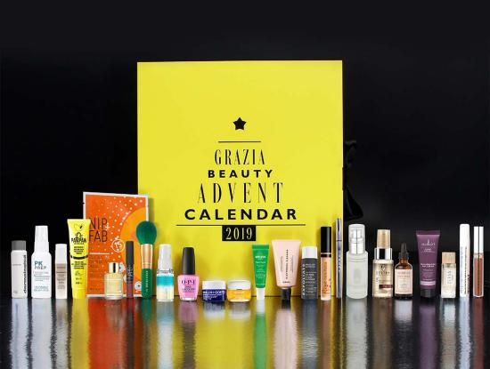 50% OFF THE GRAZIA ADVENT CALENDAR & PARTY BOX DISCOUNT!