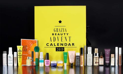 Grazia Advent Calendar 2019