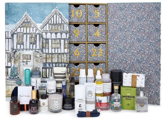 Liberty Men's Advent Calendar 2019 – AVAILABLE NOW!
