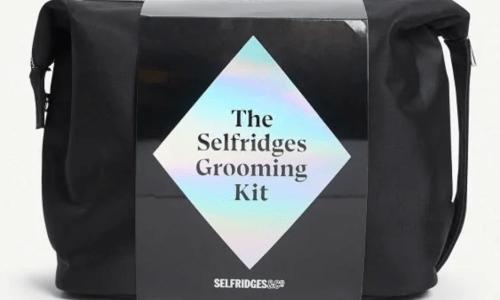 Selfridges Grooming Kit 2019