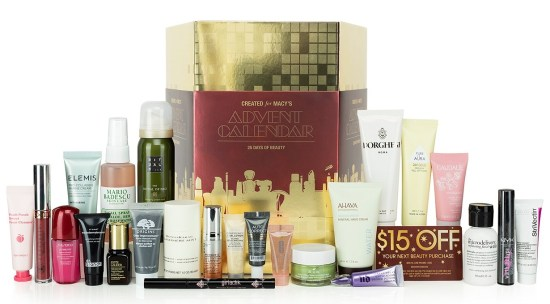 BLACK FRIDAY DEAL! 50% Off Macy's 25 Days Of Beauty