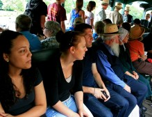 Mix of passengers