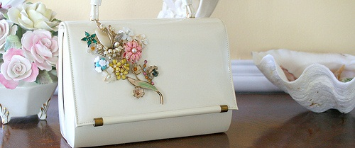 repurposed purse Trash to Treasure: Ten DIY Projects Using Old Jewelry