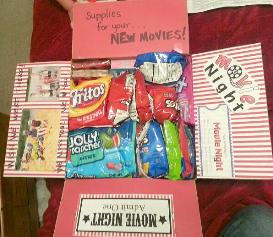 fabulously fun care package