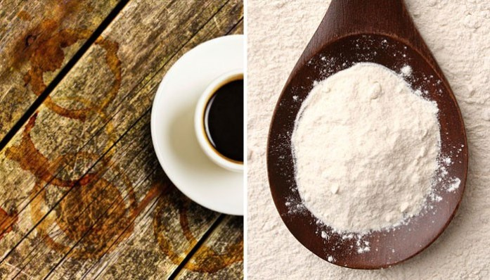 Cleaning hacks Coffee stains will vanish easily with the help of baking soda